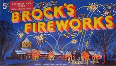 Independence day is never complete without a fireworks display. That is why we are going back in time and look at some really cool vintage fireworks packaging Vintage Fireworks, Independence Day Fireworks, Pop Design, Retro Design, Bonfire Night Guy Fawkes, Vintage Packaging, Tea Packaging, Matchbox Art