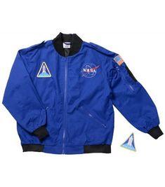 531716c404675 NASA Shuttle Program Flight Jacket