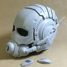 ant man helmet - Google Search