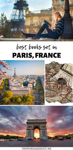 Are you looking for books based in Paris to read before your trip or to help fill that wanderlust? Here are 15 of the best books set in Paris to add to your reading list! I travel books I travel related books I books about travel I books about Paris I mysteries set in Paris I memoirs about Paris I classic books based in Paris I novels set in Paris I non fiction books about Paris I #books #Paris #France