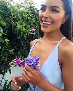 """Olivia Culpo na Instagrame: """"It's about the little things  @lorealmakeup #lorealleaguead"""""""
