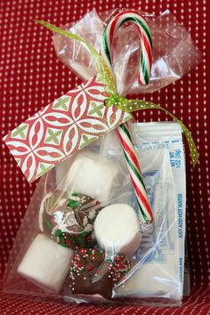 Christmas Gift Bags For Kids.Pinterest