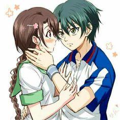 Prince Of Tennis Anime, Anime Prince, Shall We Date, Cute Anime Couples, Prince And Princess, Anime Love, Character Art, Fan Art, Drawings