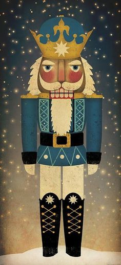 Choose your favorite nutcracker paintings from millions of available designs. All nutcracker paintings ship within 48 hours and include a money-back guarantee. Diy Christmas Light Decorations, Nutcracker Christmas Decorations, Blue Christmas Decor, Burlap Christmas, Noel Christmas, Christmas Balls, Christmas Wreaths, Christmas Crafts, Christmas Ornaments