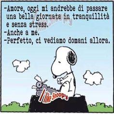 """Caro Snoopy, """"per farti diventare ciò di cui ha bisogno"""" e ciò che ti convince che tu hai bisogno(Gian).Dear Snoopy, """"to make you become what he needs"""" and what convinces you that you need (Gian) Snoopy Quotes, Italian Quotes, Italian Humor, Feelings Words, Snoopy And Woodstock, Peanuts Snoopy, More Than Words, Charlie Brown, Vignettes"""