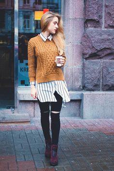 Outfits que te llevarán a ser la chica más popular de la escuela
