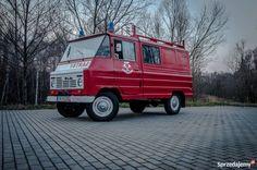 FS Lublin Żuk A15B Pożarniczy Rybnik