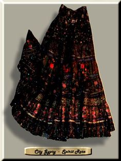 This is a GORGEOUS skirt! I don't do the country thing like I used to, but I do find this SO pretty!! 8)