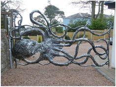 Octopus Iron Gate