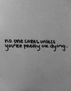 Quotes About Not Being Pretty Enough Tumblr Pics For > Tumblr Q...