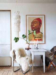 inspiring macramé via 33 Stylish Projects for Your Handmade Home. / sfgirlbybay