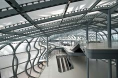 new rome-EUR convention center and hotel 'the cloud' - fuksas