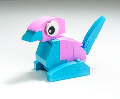 Lego Film, Lego Pokemon, Pokemon Craft, Lego Candy, Lego Dragon, Custom Puppets, Pokemon Fusion Art, Nintendo, Lego Creative