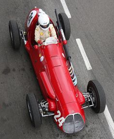 Maserati 4CLT by exfordy, via Flickr