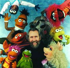 muppets. jim henson.