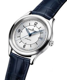 The Master Control Date is a simpler 39mm execution.Photo: Supplied