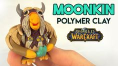 Moonkin from WoW - Polymer Clay Tutorial