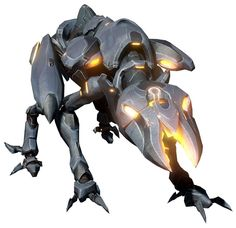 halo 4 Crawler i kinda want one it would be supah cute...if it wasn't trying to kill anything/anyone