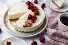 Sütés nélküli túrótorta – avagy kánikula süti – Marton Adrienn Cheesecake, Sweets, Vaj, Cakes, Food, Mascarpone, Gummi Candy, Cake Makers, Cheesecakes