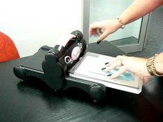 big shot sizzix machine - my very favorite scrapbooking tool....love love love!!!!!