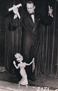Frank and Zizi cabaret