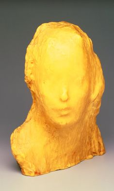 Medardo Rosso: Behold the Child 1906 - Wax over plaster