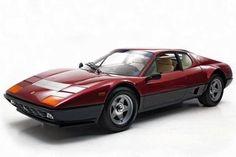 olde school cool | 1984 Ferrari 512 BBi Boxer