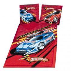 Amazon.com: Hot Wheels Dragster Comforter Bedding Set Full 8 Pcs: Home U0026  Kitchen   Boys Bedroom   Pinterest   Bed Sets, Duvet And Kitchens