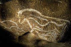 La cueva de Chauvet fue declarada Patrimonio de la Humanidad por la Unesco FOTOS
