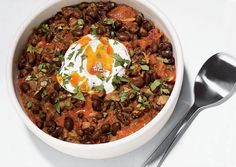 Healthy Chili in 30 Minutes (It Can Be Done!) - Bon Appétit