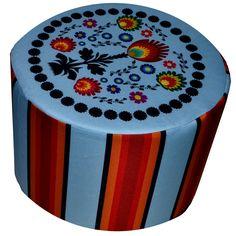 Designer decorative #Folk #bean № gd213