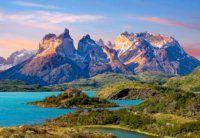 Puzzle Torres Del Paine 1500 dílků Puzzle, Mountains, Nature, Travel, Puzzles, Naturaleza, Viajes, Destinations, Traveling