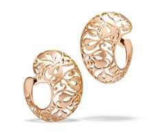 18 k gold earrings by Pomellato, exclusively available at Orsini Fine Jewellery, Auckland, NZ Pomellato, High Jewelry, Jewelry Accessories, Jewelry Design, Fashion Accessories, Diamond Jewelry, Gold Jewelry, Jewelery, Gold Gold