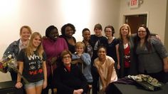 To the New Girl... cast, playwright, and director. — at Regional Arts Commission of St. Louis - by TesseractTheatr, via Flickr