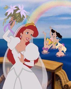 Disney Animated Films, Disney Films, Disney Pixar, Disney Characters, Disney Princess Ariel, Disney Princess Pictures, Animation Film, Disney Animation, Coloring Books