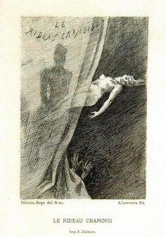 Félicien Rops - Le rideau cramoisi.JPG