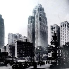 Detroit in glory days