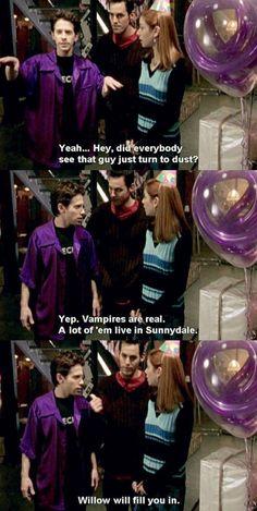 Buffy Season 2: Surprise