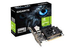 Gigabyte GeForce GT 710 2GB DDR3 64BIT DVI/HDMI/DSUB BOX NEW | eBay