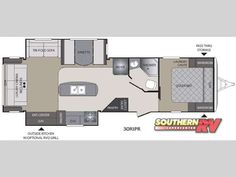 New 2016 Keystone RV Premier Ultra Lite 30RIPR Travel Trailer at Southern RV | Tyler, TX | #019293