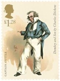 £1.28, Captain Cuttle from Dombey and Son