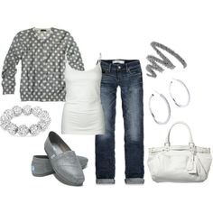 Love the J Crew Sweater, I think I like the grey and white this year :)