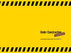 Take a look at these 25 under construction page designs and be inspired! These awesome under construction pages have some really interesting concepts! Under Construction Website, Construction Design, Feeling Tired Quotes, Page Design, Web Design, Graphic Design, Ads Creative, Creative Ideas, Coming Soon Page