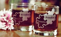 55% Off Custom Engraved Glasses from Glass with a Twist
