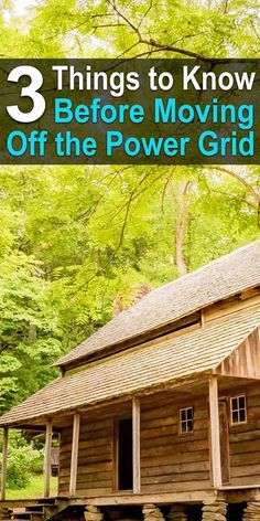 When you think of moving off the power grid, you may picture hard rustic living, but off-grid living can include all your favorite modern conveniences. Off Grid House, Off Grid Cabin, Homestead Survival, Survival Skills, Survival Stuff, Survival Hacks, Survival Gear, Solar Energy, Solar Power