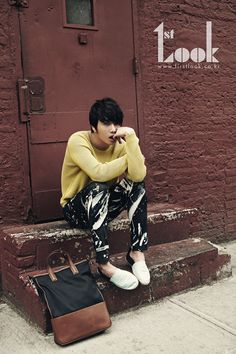 Handsome Jung Il Woo :)