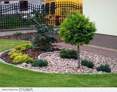 9 Beautiful Backyard Ideas for Small Yards – Garden Ideas 101 Back Garden Landscaping, Front Garden Landscape, Small Front Yard Landscaping, Stone Landscaping, Backyard Ideas For Small Yards, House Landscape, Small Back Gardens, Side Garden, Interior Exterior
