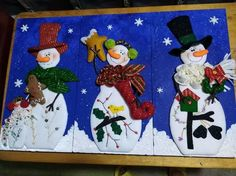 Snowman, Diy And Crafts, Cactus, Barbie, Felt, Dolls, Classic, Christmas, Painting