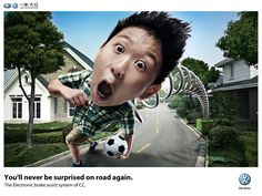 Volkswagen - You'll never be surprised on road again