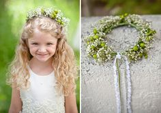 Adorable flowergirl (images by francesphotography.com).